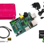 Kit inicio Raspberry Pi Pink