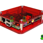 Caja Raspberry Pi Open Red